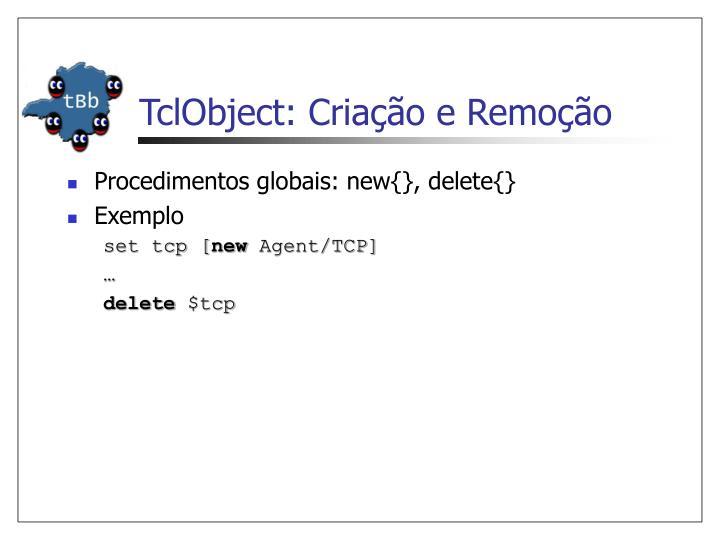 TclObject: