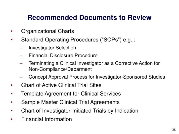 Ppt How To Conduct A Clinical Research Compliance Assessment