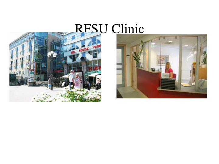 RFSU Clinic