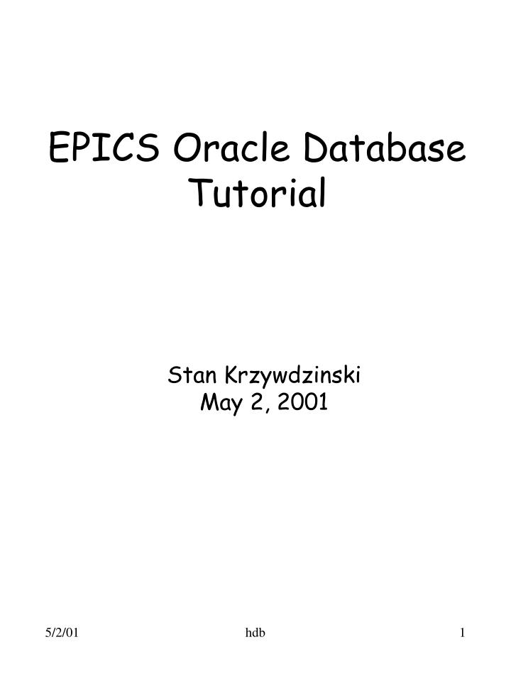 oracle big data tutorial
