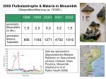 2000 flutkatastrophe malaria in mosambik gesamtbev lkerung ca 18 mill