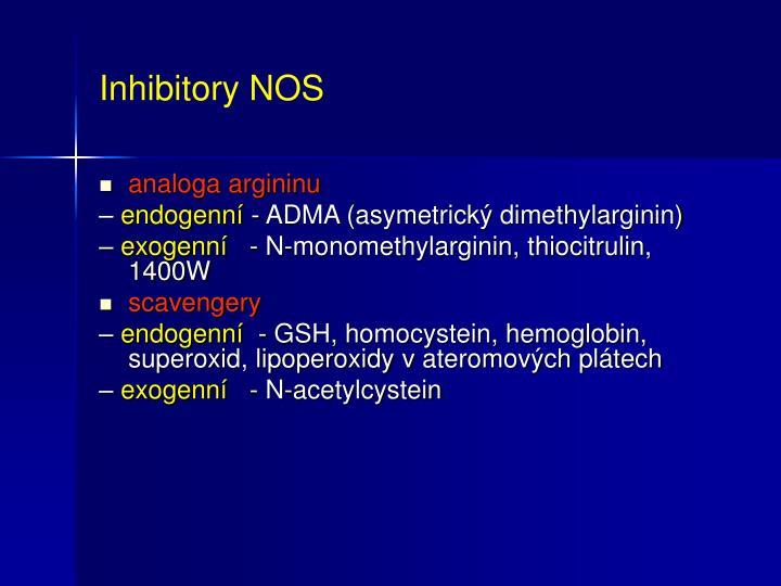 Inhibitory NOS