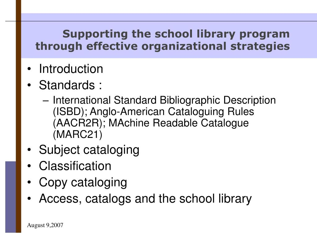 3rd Edition Catalog It! A Guide to Cataloging School Library Materials