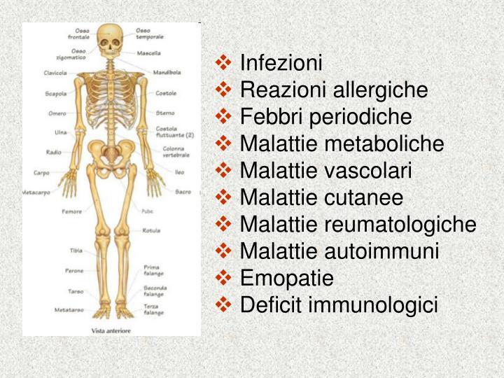 Infezioni