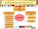 the international steering committee for fair1