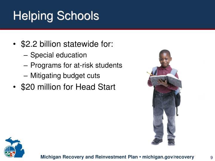 Helping Schools