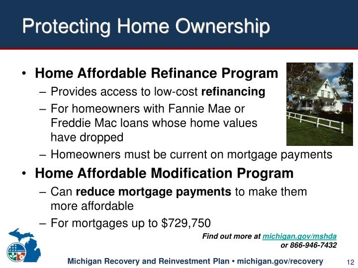 Protecting Home Ownership