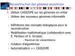 reconstruction des g nomes ancestraux2