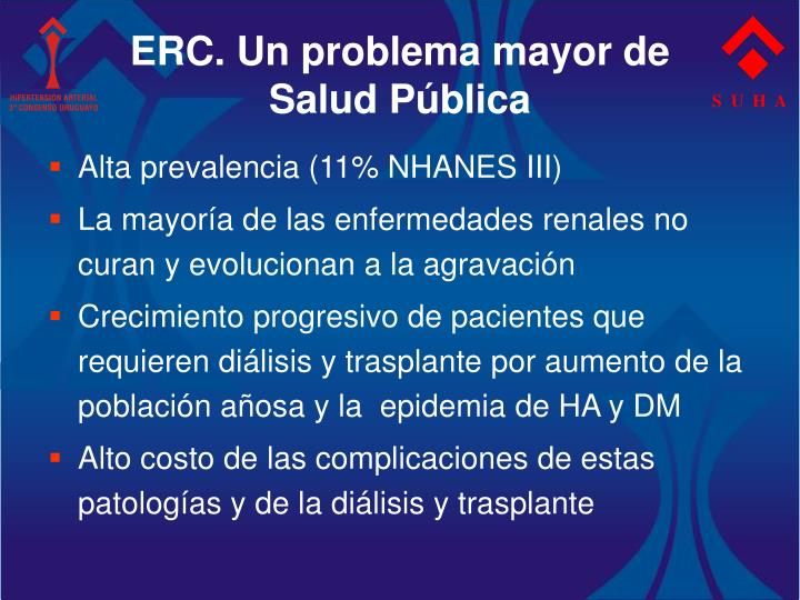 ERC. Un problema mayor de