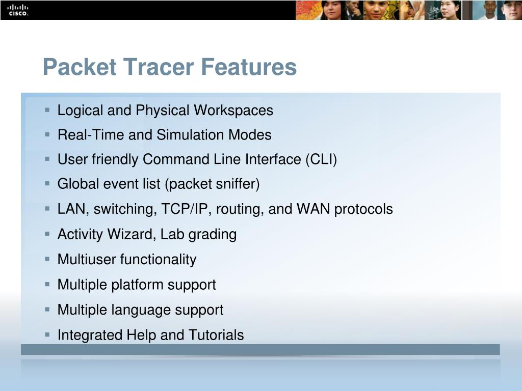 PPT - Cisco Packet Tracer Overview PowerPoint Presentation