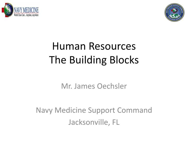 human resources the building blocks n.