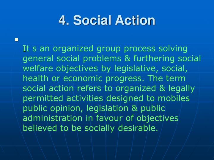 4. Social Action