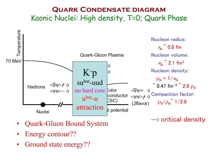Quark-Gluon Bound System