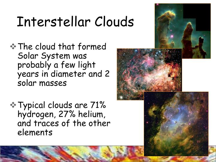 Interstellar Clouds