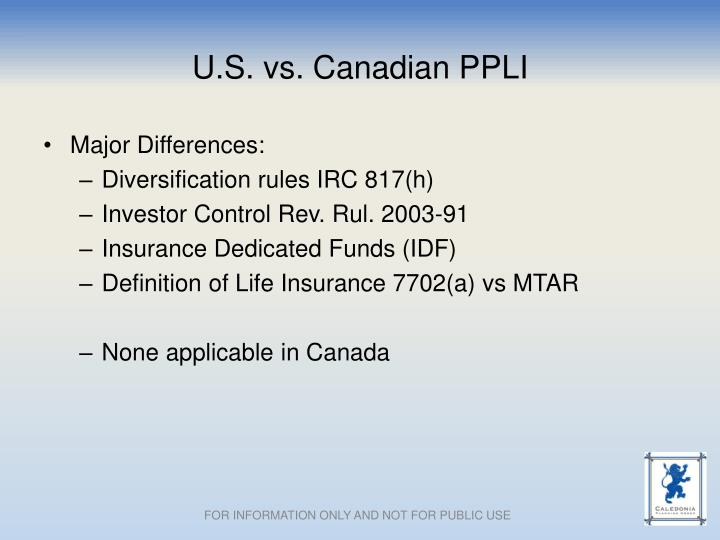 PPT - Private Placement Life Insurance (PPLI) PowerPoint ...