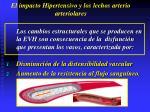 el impacto hipertensivo y los lechos arterio arteriolares3