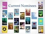 current nominees