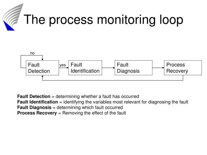 The process monitoring loop