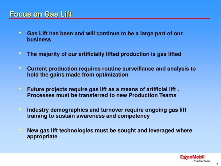 Gas Lift Process : Ppt gas lift optimization process powerpoint
