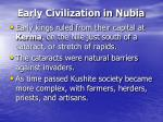 early civilization in nubia1