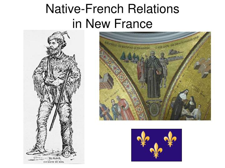 native and european relations in early Native american relations & puritan large numbers of native americans died from european diseases such as small pox and influenza against which they had.