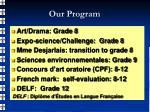 our program1