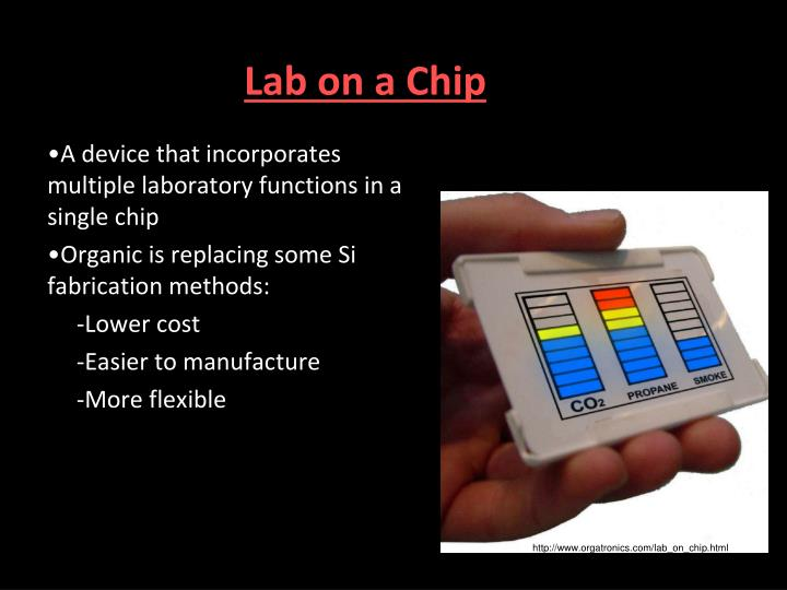 Lab on a Chip