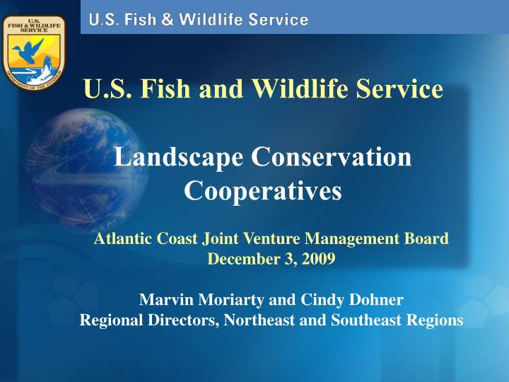 u s fish and wildlife service