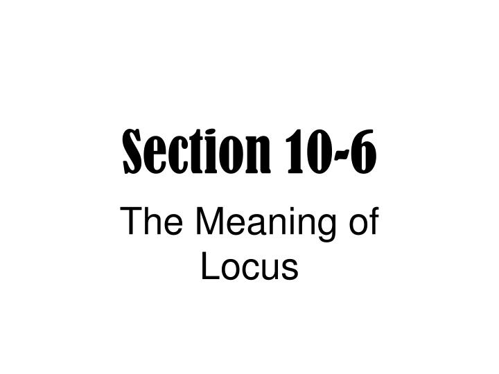 section 10 6 n.