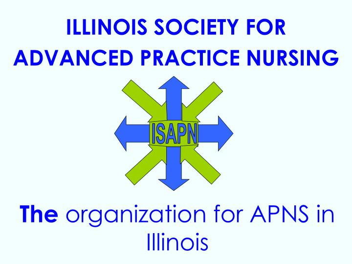 illinois society for advanced practice nursing n.