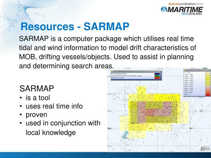 Resources - SARMAP