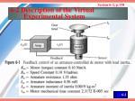 6 2 description of the virtual experimental system