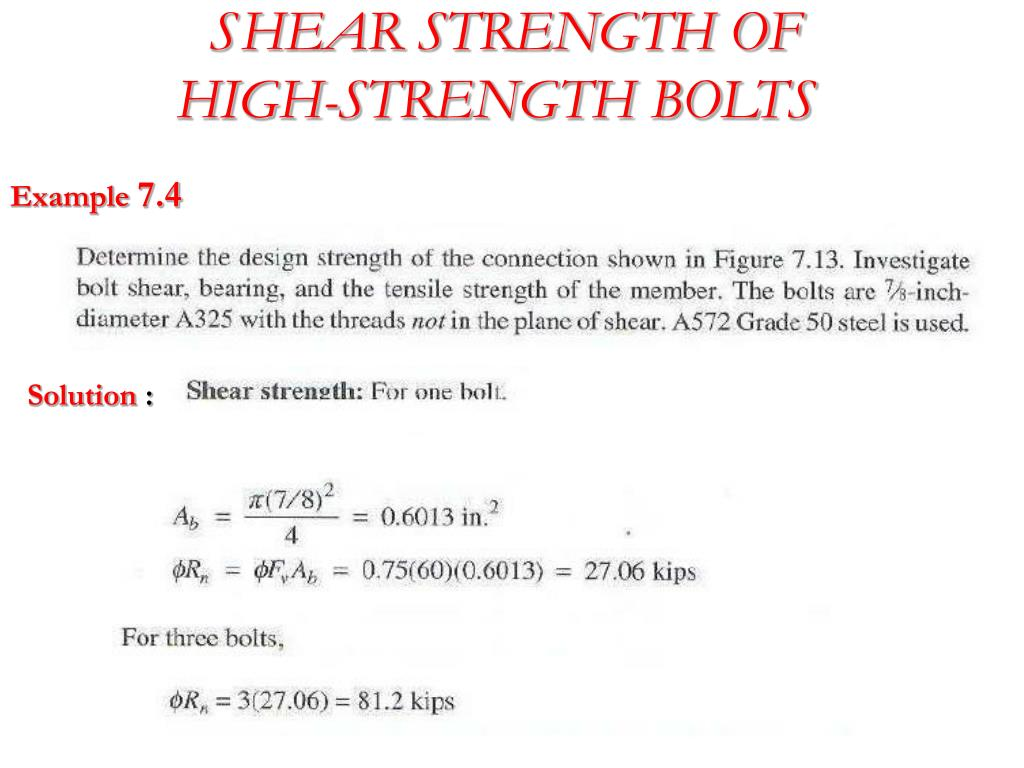 PPT - LRFD - Steel Design PowerPoint Presentation - ID:4807907