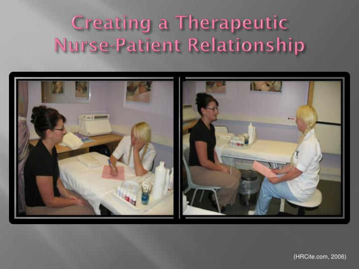 therapeutic nurse patient relationship essay Therapeutic nurse-patient communication communication and therapeutic nurse-patient relationship scholarly paper: communication and therapeutic nurse.