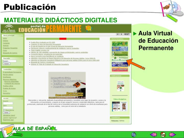 MATERIALES DIDÁCTICOS DIGITALES