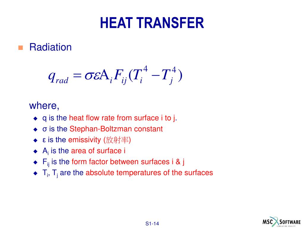 Ppt Section 1 Heat Transfer Analysis Powerpoint Presentation Free Download Id 4808793