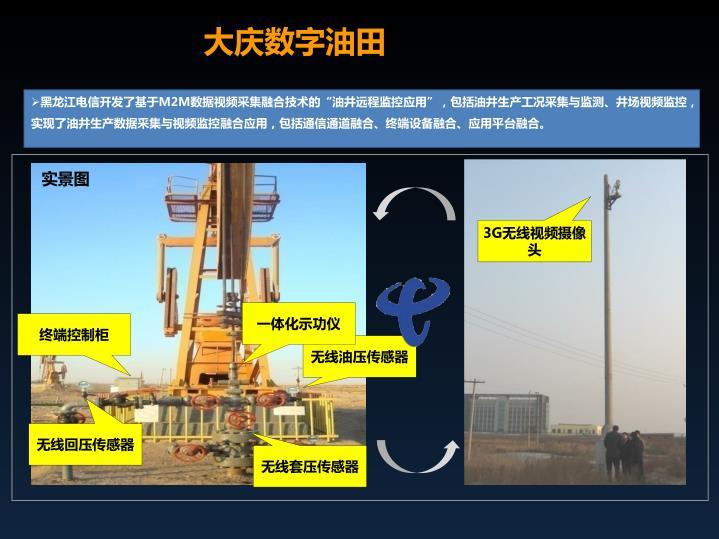 大庆数字油田