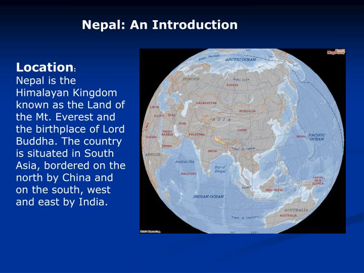 Nepal: An Introduction