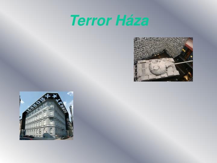 Terror Háza