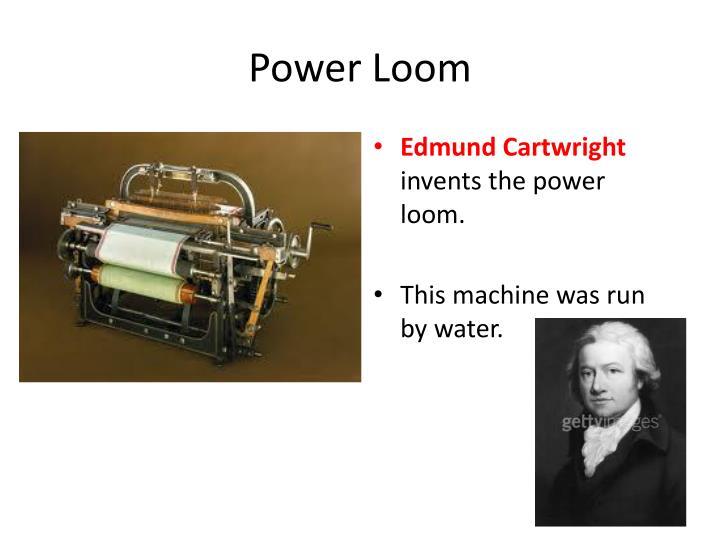Ppt Industrial Revolution Begins Intro Powerpoint Presentation