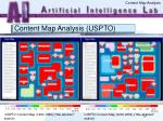 content map analysis uspto1