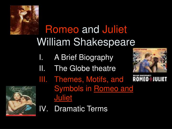 the theme of destruction in romeo and juliet by william shakespeare