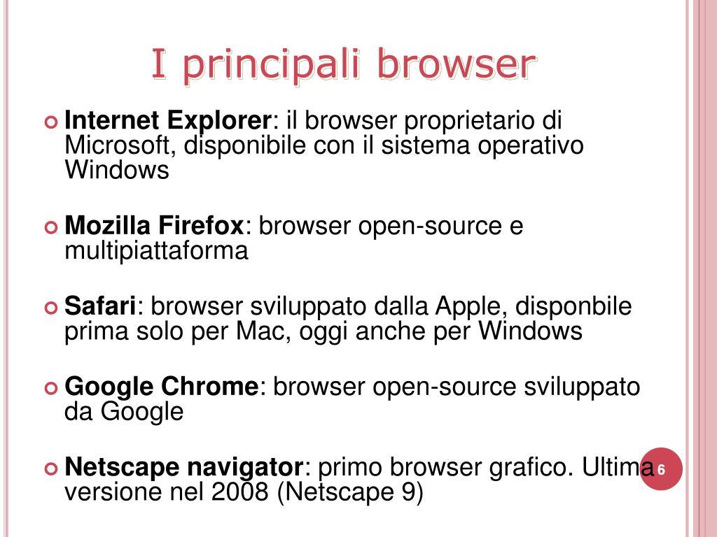 Netscape incontri