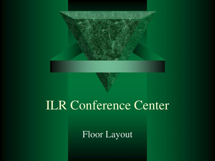 ilr conference center n.