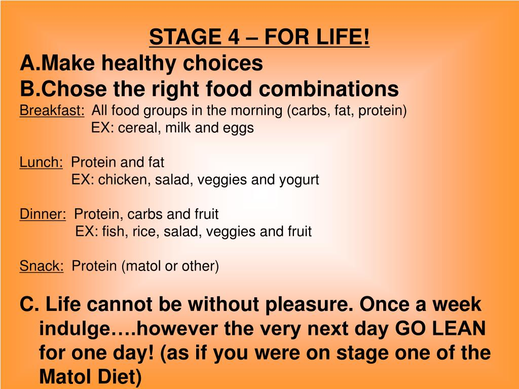 diabetes de orden de dieta matol