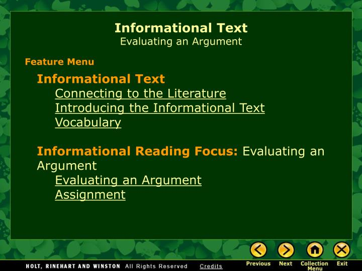informational essay powerpoint Expository writing the expository essay - this resource begins with a general description of essay writing and moves powerpoint show | acrobat.