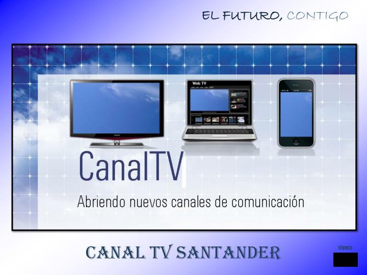 Canal TV SANTANDER