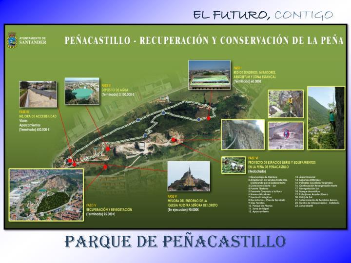 PARQUE DE PEÑACASTILLO