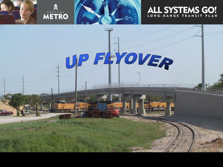 UP FLYOVER