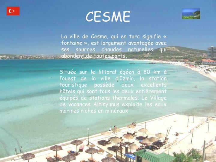 CESME